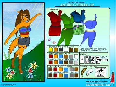 Anthro 2 dress up