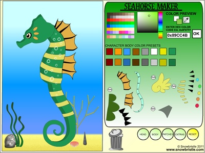 seahorse maker