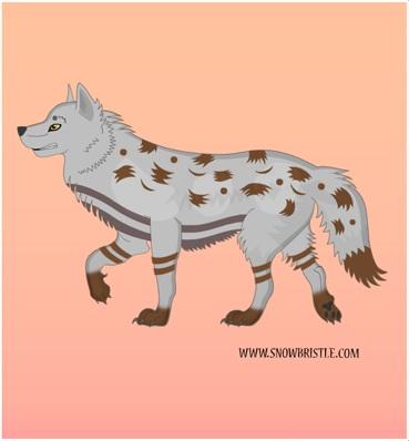 snowbristle wolf generator