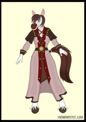 anthro pony maker steampunk update