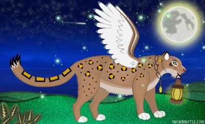 Create a big cat that is a leopard by choosing various options in this dress up game.